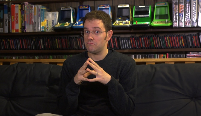 An Icon: James Rolfe