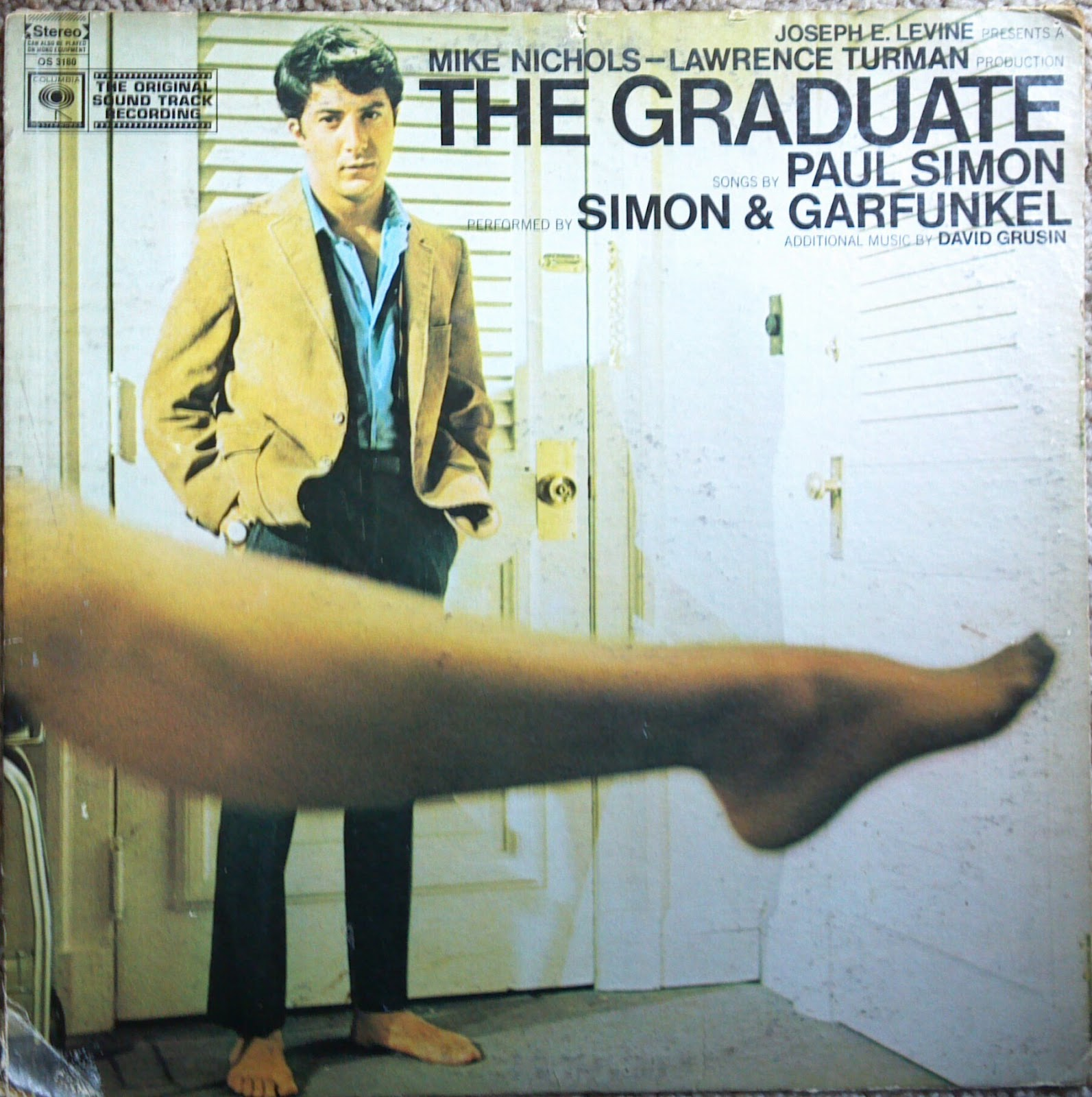 an analysis of filming techniques of mike nichols movie the graduate He often asked for several dozen retakes of the same scene in a movie,  stanley kubrick's  kubrick had been given a copy of the mike zwerin book swing.