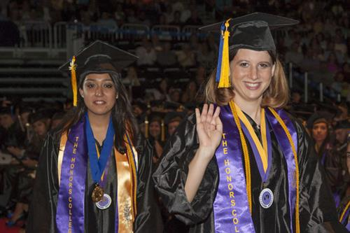 Two Kendall Campus Students Snag Jack Kent Cooke Scholarship