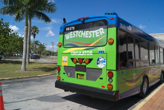 "Miami Dade Transit launches ""El paseito de Westchester"""