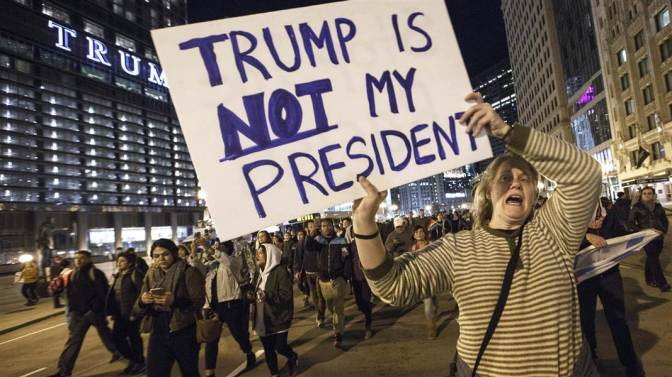 Why anti-Trump protests make me cringe